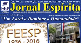 Jornal FEESP ed. Julho e Agosto de 2016